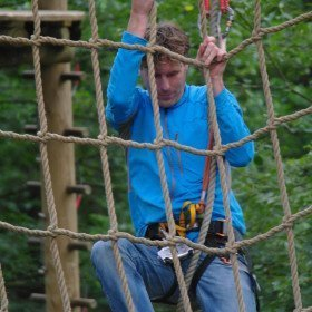 De Uitdaging, Tarzansprong 5
